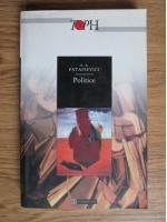 Horia Roman Patapievici - Politice