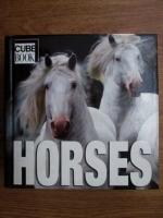 Horses. Cube book