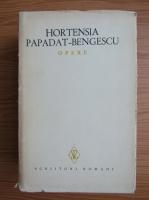 Hortensia Papadat Bengescu - Opere (volumul 4)
