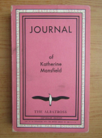 Anticariat: Hournal of Katherine Mansfield (1935)