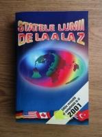 I. Andrei - Statele lumii de la A la Z (2001)