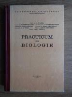 I. Anghel - Practicum de biologie