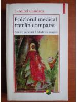 Anticariat: I. Aurel Candrea - Folclorul medical roman comparat. Privire generala si medicina magica