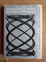 Anticariat: I. B. Ghermeier - Introducere in teoria cercetarii operationale