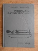 I. Barbulescu - Manualul cantaritorului
