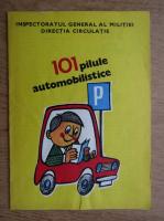 Anticariat: I. C. Butnaru - 101 pilule automobilistice