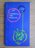 Anticariat: I. C. Butnaru - Din carnetul unei maimute