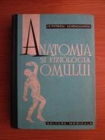 Anticariat: I. C. Petricu, I. C. Voiculescu - Anatomia si fiziologia omului