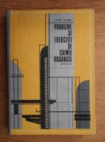Anticariat: I. Cosma - Probleme si exercitii de chimie organica pentru licee
