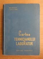 I. Cosmulescu - Cartea tehnicianului de laborator