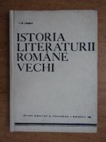 Anticariat: I. D. Laudat - Istoria literaturii romane vechi
