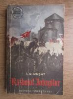 I. D. Musat - Razbunarea iobagilor (volumul 1)