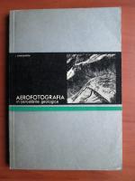 I. Draghinda - Aerofotografia in cercetarile geologice