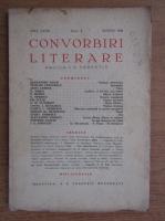 I. E. Toroutiu - Convorbiri literare, anul LXXII, nr. 3, martie 1939