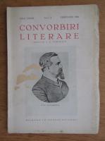 I. E. Toroutiu - Convorbiri literare, anul LXXIII, nr. 2, februarie 1940