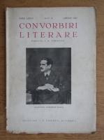 I. E. Toroutiu - Convorbiri literare, anul LXXIVI nr. 4, aprilie 1943