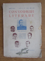I. E. Toroutiu - Convorbiri literare, anul LXXVI, nr. 11-12, noiembrie-decembrie 1943