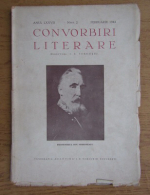 I. E. Toroutiu - Convorbiri literare, anul LXXVII, nr. 2, februarie 1944