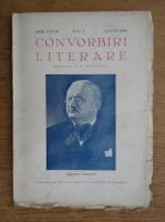 I. E. Toroutiu - Convorbiri literare, anul LXXVII, nr. 3, martie 1944