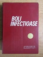 Anticariat: I. Gavrila - Boli infectionase
