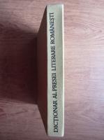 Anticariat: I. Hangiu - Dictionar al presei literare romanesti, 1790-1982