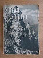 Anticariat: I. Ionescu Dunareanu - Piatra craiului (1943)