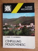 I. Iosep, Mihai Iacobescu - Campulung Moldovenesc