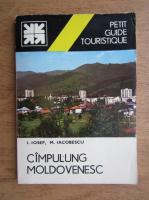Anticariat: I. Iosep - Petit guide touristique, Campulung Moldovenesc