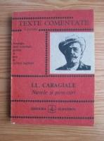 Anticariat: I. L. Caragiale - Nuvele si povestiri
