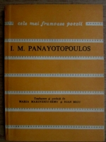 I. M. Panayotopoulos - Fereastra deschisa spre univers. Poeme