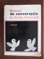 Anticariat: I. Niculita - Manual de conversatie in limba franceza
