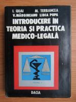 I. Quai - Introducere in teoria si practica medico-legala (volumul 2)