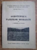 I. Resmerita, D. Texter - Agrotehnica pajistilor degradate