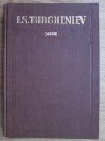 Anticariat: I. S. Turgheniev -  Opere. Volumul II