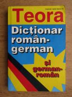 Anticariat: I. Sireteanu, E. Tomeanu - Dictionar roman-german si german-roman. 15000 de cuvinte