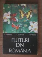 I. Stanoiu, B. Bobirnac, S. Copacescu - Fluturi din Romania