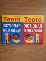 I. Tomeanu, E. Sireteanu - Dictionar roman-german, german-roman (2 volume)