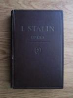 Anticariat: I. V. Stalin - Opere (volumul 2)