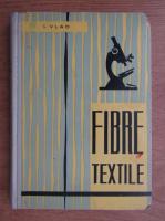 Anticariat: I. Vlad - Fibre textile