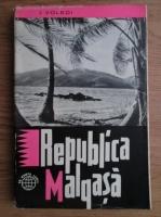 I. Voledi - Republica Malgasa