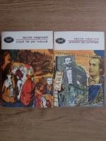 Anticariat: Iacob Negruzzi - Scrieri alese. Copii de pe natura. Amintiri din Junimea (2 volume)