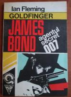 Anticariat: Ian Fleming - James Bond. Goldfinger