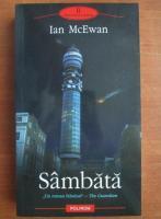 Anticariat: Ian McEwan - Sambata