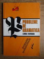 Anticariat: Iancu Coleasa - Probleme de gramatica