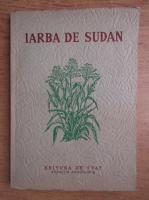 Iarba de Sudan