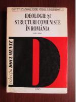 Ideologie si structuri comuniste in Romania 1917-1918