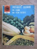 Ileana Beresiu, Ruxandra Ciofu, Laurentiu Frumuselu - Preparate culinare din legume mai putin folosite