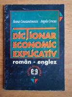 Ileana Constantinescu - Dictionar economic explicativ roman-englez