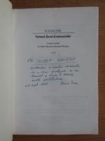 Anticariat: Ileana Ene - Farmecul discret al manuscriselor (volumul 1, cu autograful autorului)