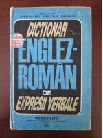 Anticariat: Ileana Galea - Dictionar Englez-Roman de expresii verbale
